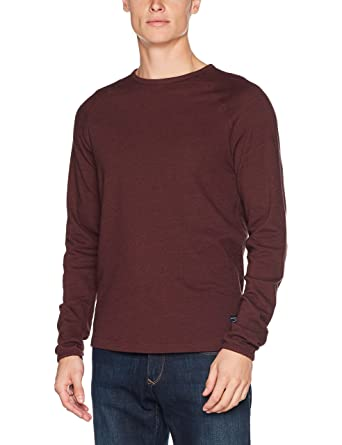 Mens Shhfrey Ls O-Neck Tee Long Sleeve Top Selected Lowest Price Sale Online Latest Collections Cheap Price Sast Online z1hCD