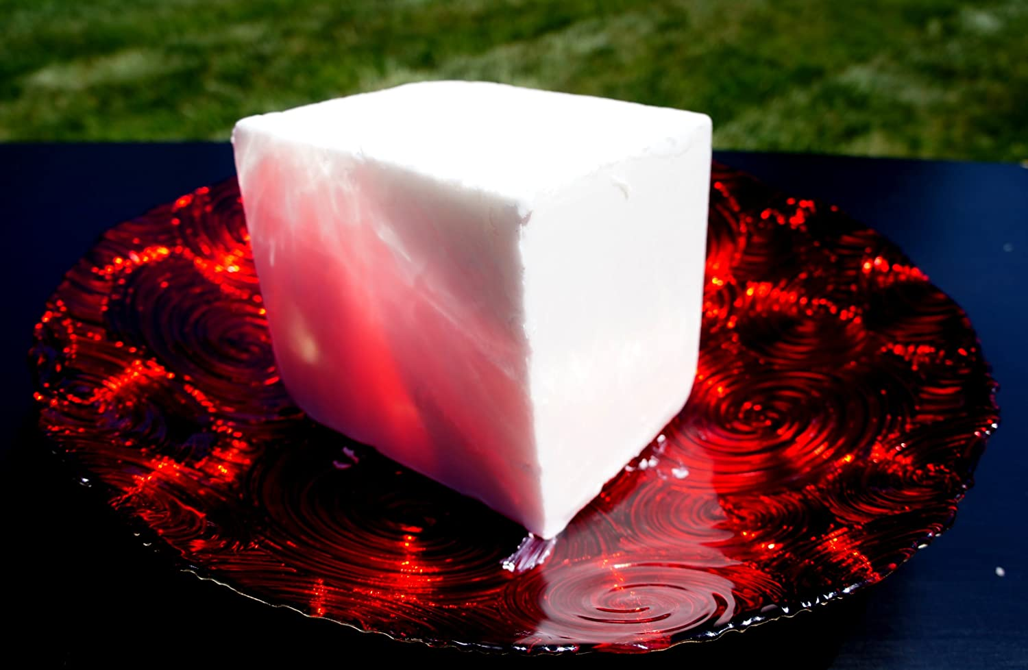 Organic Glycerin Melt & Pour Soap Base with Shea Butter 100% Pure 5 LB H&B Oils Center Co. 4336900498