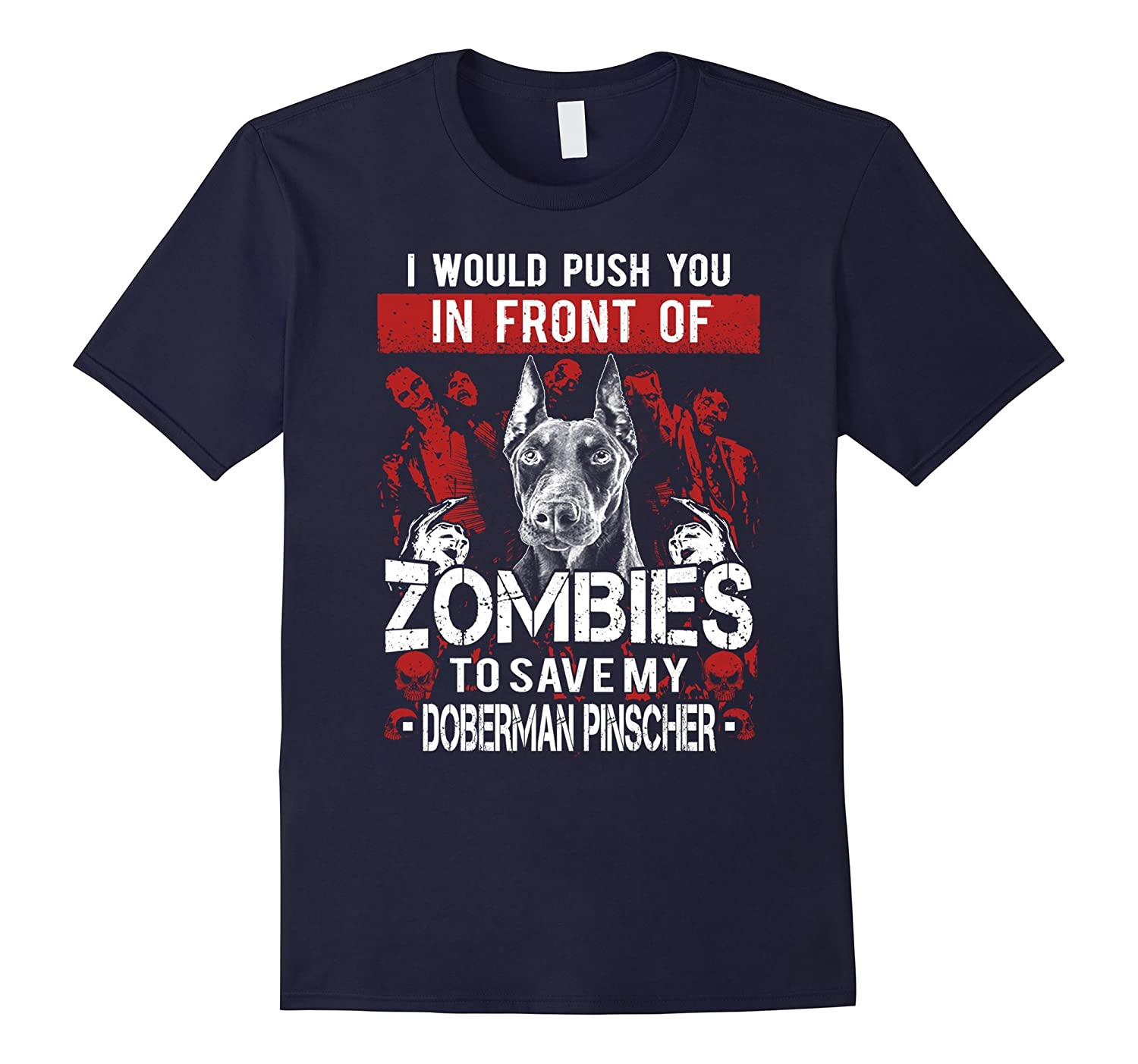 Zombies To Save My Doberman Pinscher-TH