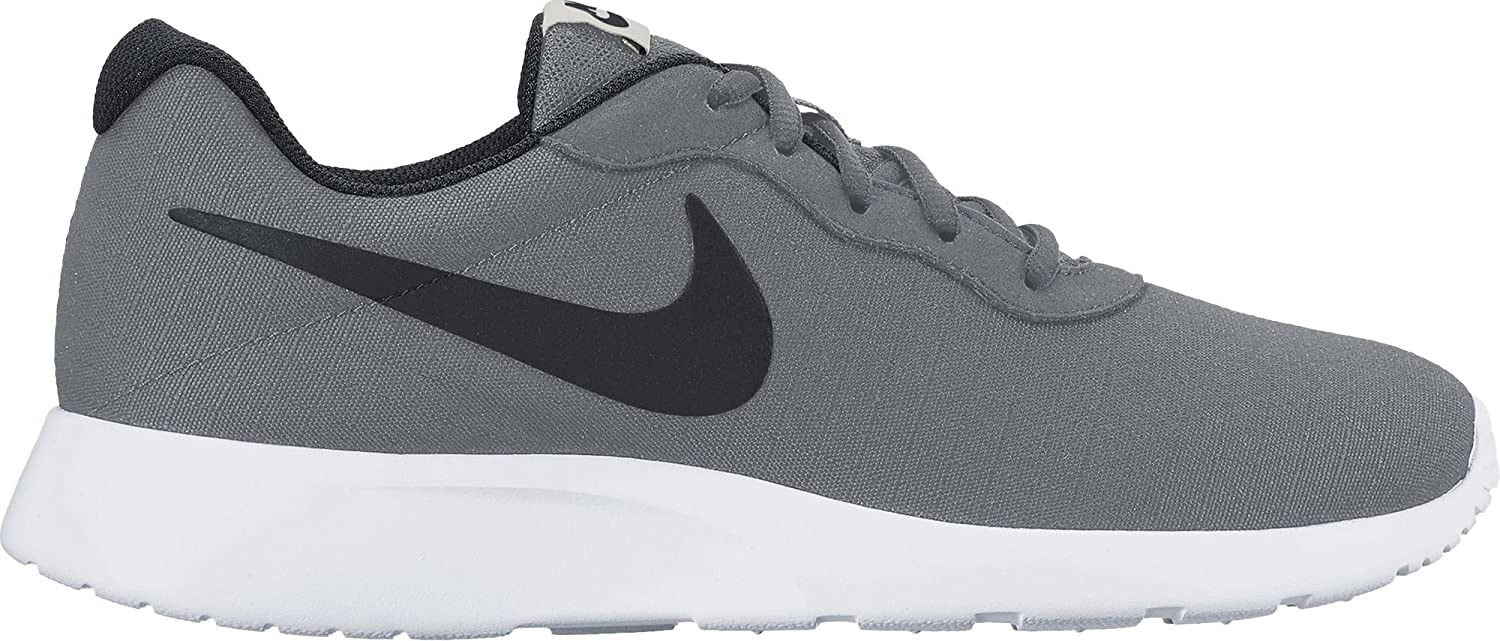 Nike Herren Tanjun Prem Laufschuhe  425 EU|Grau (Gris/(Cool Grey/Black/White/Light Bone) 000)