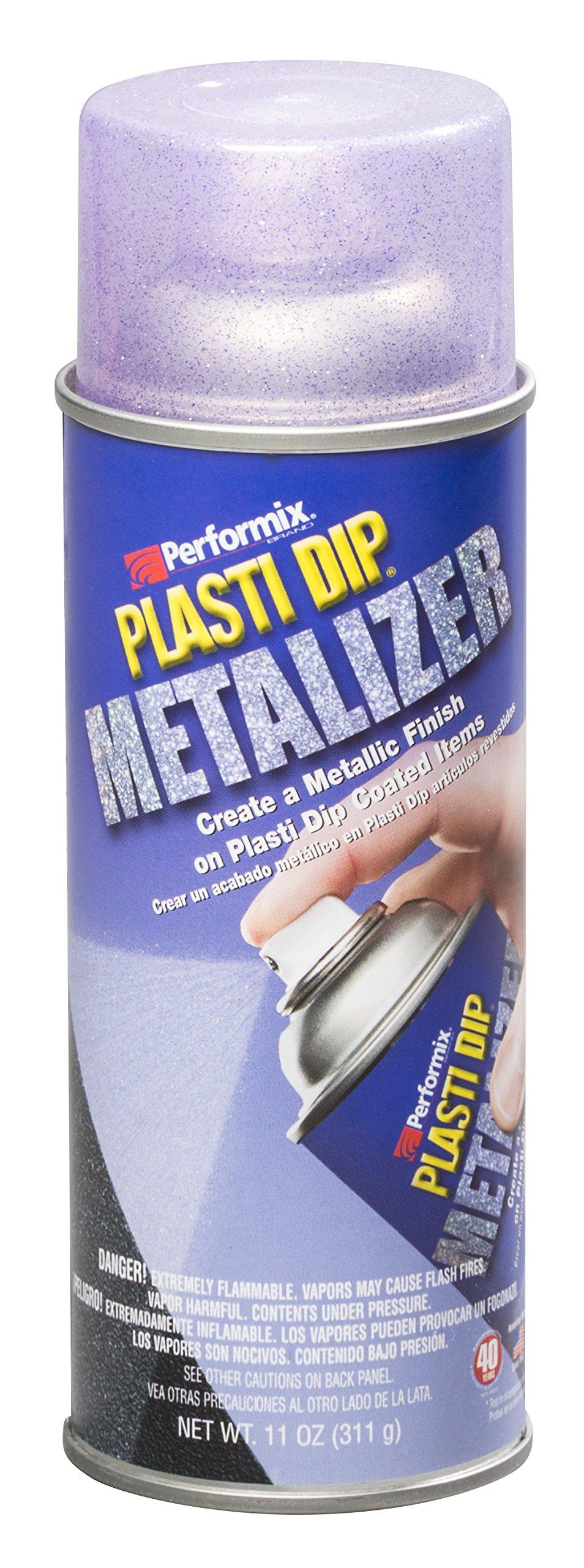 Plasti Dip 11244-6-6PK Violet Metalizer, 11. Fluid_Ounces, 6 Pack