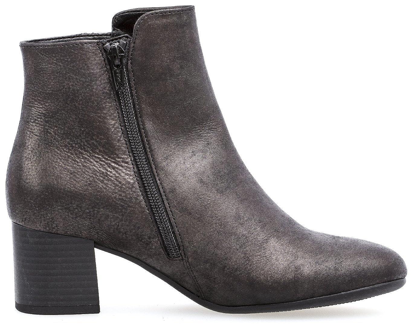 Gabor Damenschuhe 72.893.29 Damen Stiefeletten, Stiefel, Stiefel, in Comfort-Mehrweite, mit mit mit Reißverschluss, mit Optifit- Wechselfußbett 825136