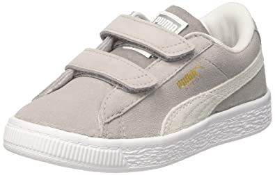 1569194c79c Puma Unisex Kids' Suede Classic V Ps Trainers: Amazon.co.uk: Shoes ...