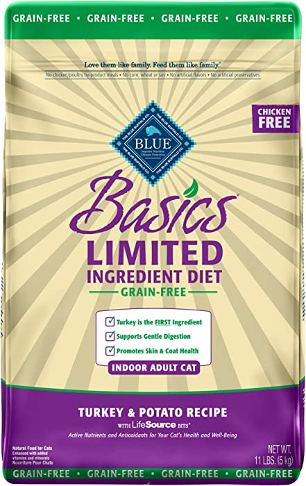 The Best Go Limited Ingredient Cat Food