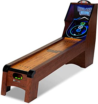 MD Sports 9 Ft. Roll and Score Table with LED light