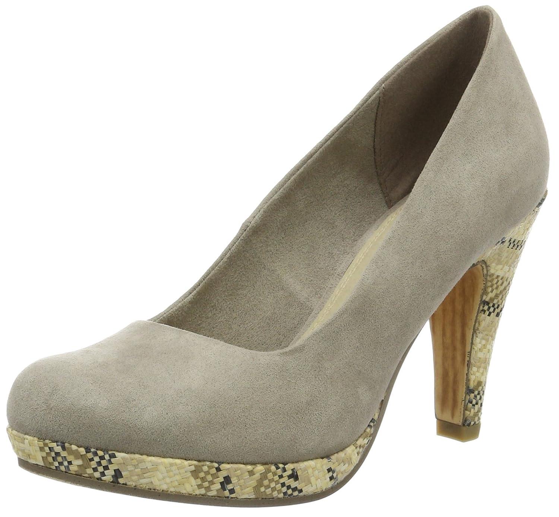 Marco Tozzi 22416 - Zapatos de tacón cerrados para mujer