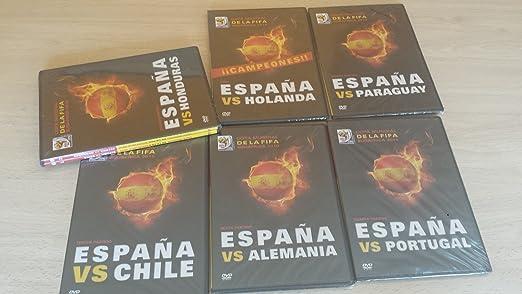 Copa Mundial de la FIFA Sudáfrica 2010. Soccer World Cup South Africa 2010 patidos España vs Honduras y España vs Suiza: Amazon.es: Cine y Series TV
