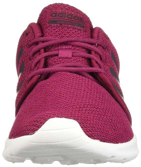 huge sale 794a8 5321b Amazon.com  adidas Originals Womens Qt Racer Running Shoe  Road Running