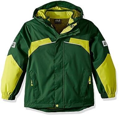 buy popular a933d 44fa2 Jack Wolfskin Jungen 3-in-1 Jacke Boys Topaz Winter Jacket