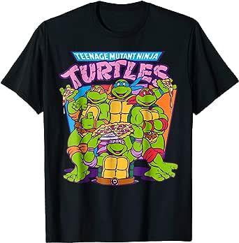 Amazon.com: teenage mutant ninja turtles Pizza y sonrisas ...