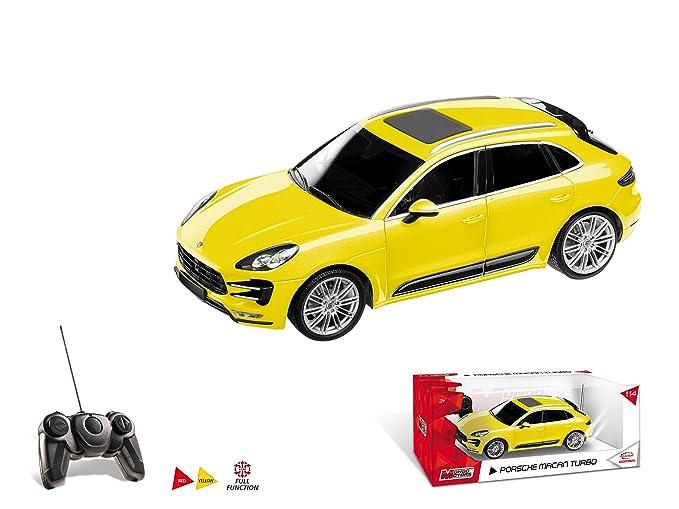 Mondo - 63367 - Porsche - Macan Turbo - Die Cast - teledirigido - Escala 1/14: Amazon.es: Juguetes y juegos