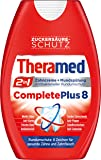 Theramed Zahncreme, 2-in-1 Complete Plus 8, 4er Pack (4 x 75 ml)