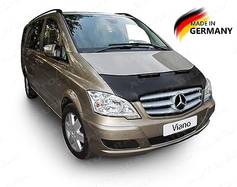 Bonnet Bra Ab3 00134 Auto Bra Kompatibel Mit Mercedes Benz Mb Vito Viano W639 2003 2014 Haubenbra Steinschlagschutz Tuning Auto