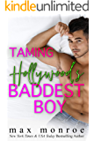 Taming Hollywood's Baddest Boy: An Enemies-to-Lovers Romantic Comedy