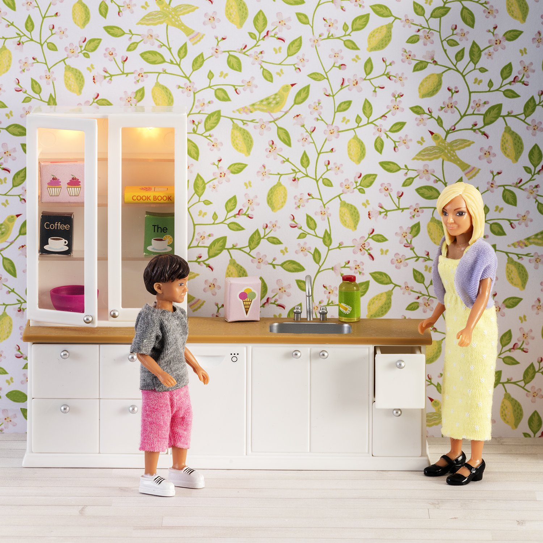 Lundby 60–2027–00 Herd und Kühlschrank Set: Amazon.de: Spielzeug