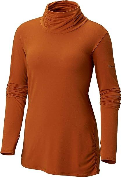 Columbia Take It Easy Long Sleeve tee Camiseta para Senderismo para Mujer: Amazon.es: Ropa y accesorios