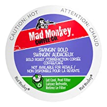 Mad Monkey Swingin' Bold
