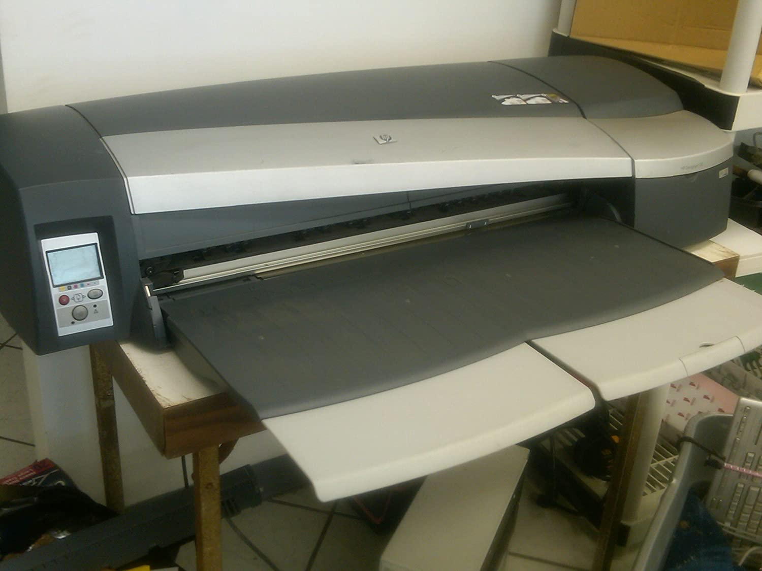Amazon.com: HP Designjet 130r Color Inkjet Printer: Electronics