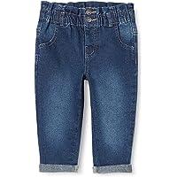 United Colors of Benetton Pantalone 4RW455EV0 Pantaln, Azul 901, 3 años para Niñas