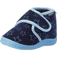 Playshoes Ciabatte-Pastello, Pantofole Unisex – Bambini