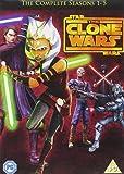 Star Wars Clone Wars - Season 1-5 [DVD]