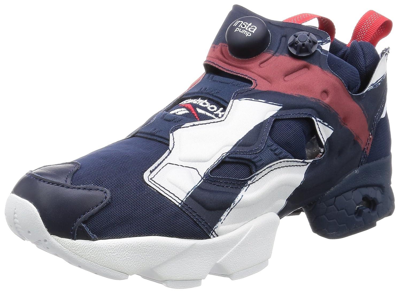 Reebok Men s Instapump Fury OB COLLEGIATE NAVY RED WHITE COLLEGIATE NAVY RED WHITE  8 D(M) US  Amazon.in  Shoes   Handbags d622179fe