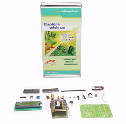 Buy stopwatch physics project kit diy do it yourself manual physics project kit diy do it yourself manual included solutioingenieria Image collections