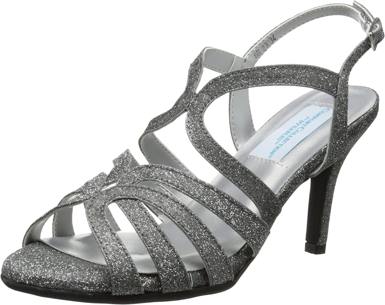 Paisley Dress Sandal