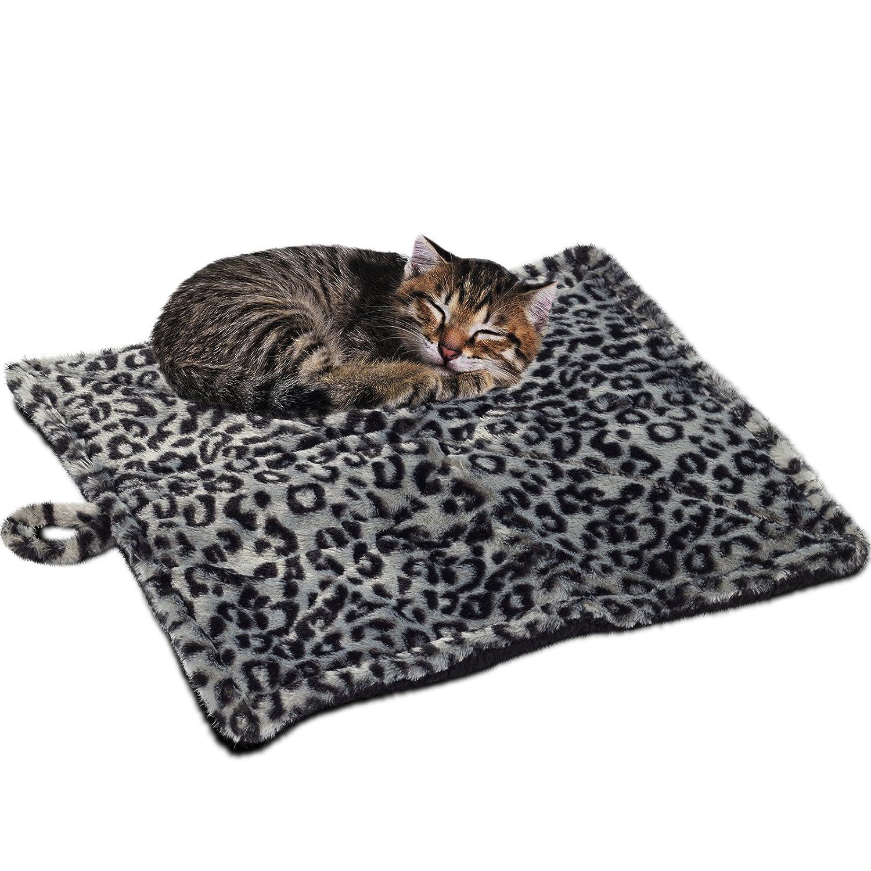 Amazon.com: Térmico gato cama de autocalentamiento 20