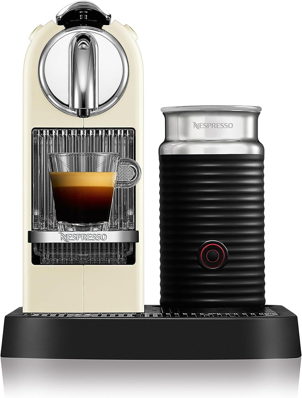 Delonghi EN 266.CWAE Citiz&Milk - Cafetera Nespresso: Amazon.es: Hogar