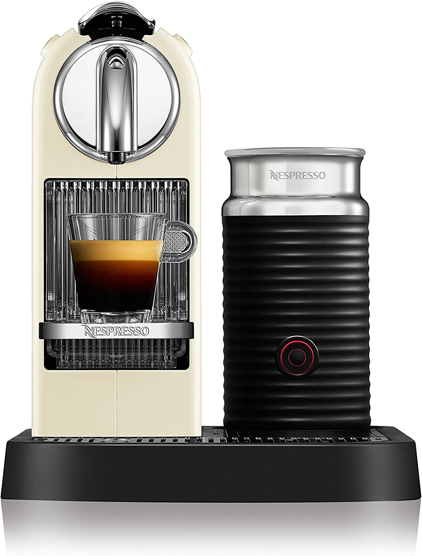 Nespresso Citiz & Milk Cream EN 266.CWAE DeLonghi - Cafetera ...