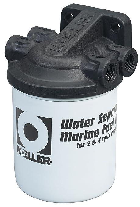 amazon com moeller water separating fuel filter bonus pack kit Diesel Fuel Filters Separators image unavailable