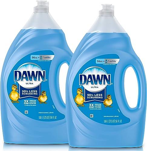 Dawn Ultra Dishwashing Dish Soap, Original Scent