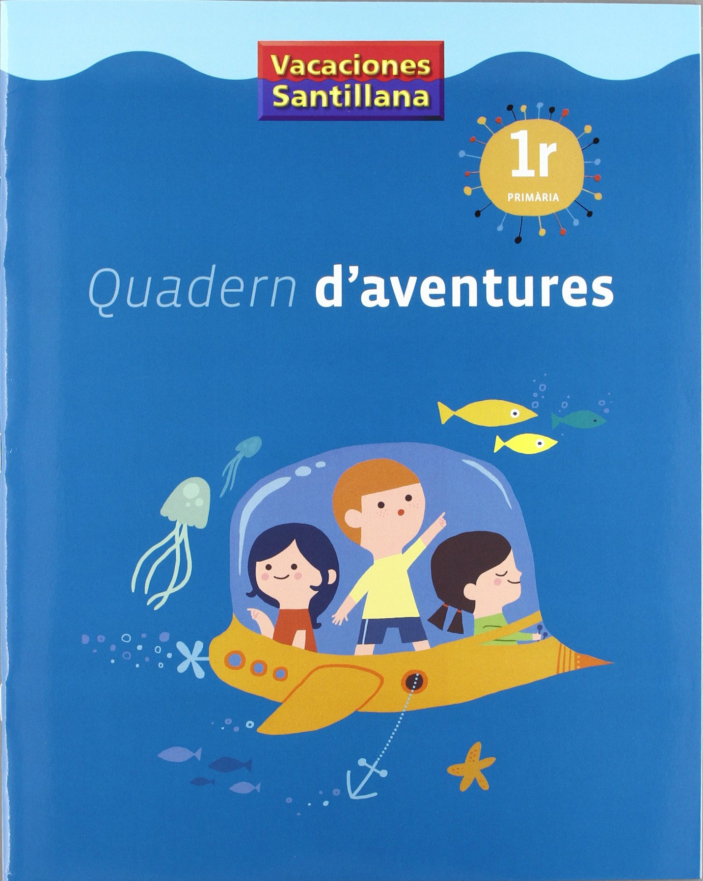 Primària - 1PRI Vacances Repàs General Catalá Catalán - 9788415435662:  Amazon.es: UNKNOWN: Libros