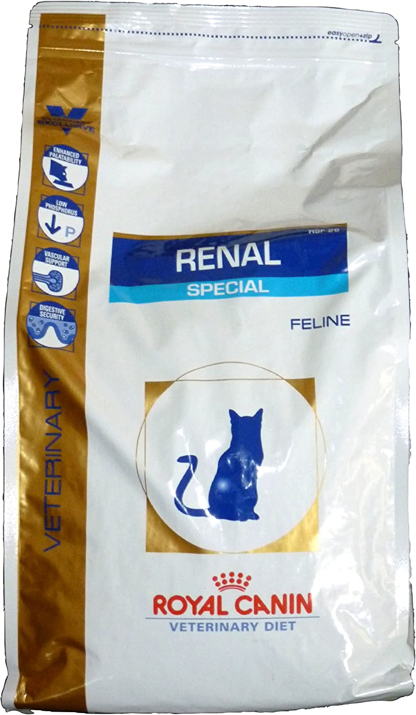 ROYAL CANIN - Feline Vd Renal Special RSF 26-1372 - 4 kg
