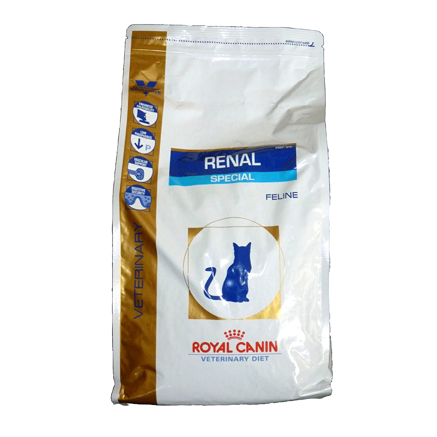 Royal Canin Veterinary Diet Cat Renal Special RSF26 Chat - Croquettes 4 kg 3182550748179