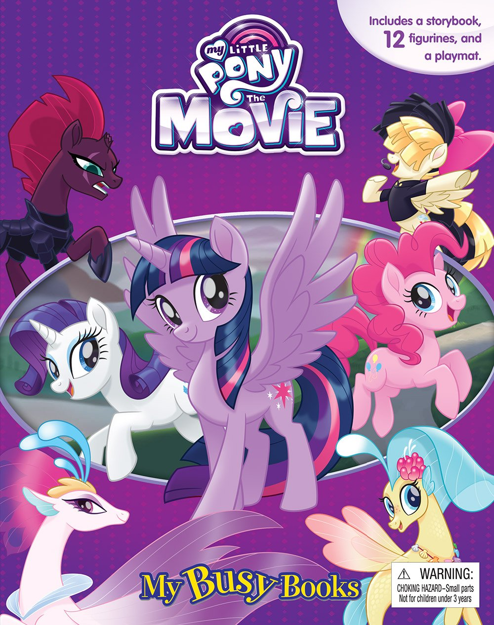 My Little Pony The Movie My Busy Book ebook