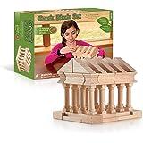 Guidecraft Tabletop Building Blocks - Greek Block Set G6104