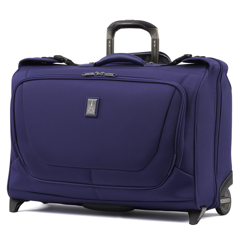 Travelpro Luggage Crew 11 22'' Carry-on Rolling Garment Bag, Suitcase, Indigo