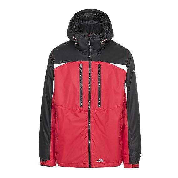7a21695ea Trespass Mens Flashing Elevate Waterproof Jacket: Amazon.co.uk: Clothing