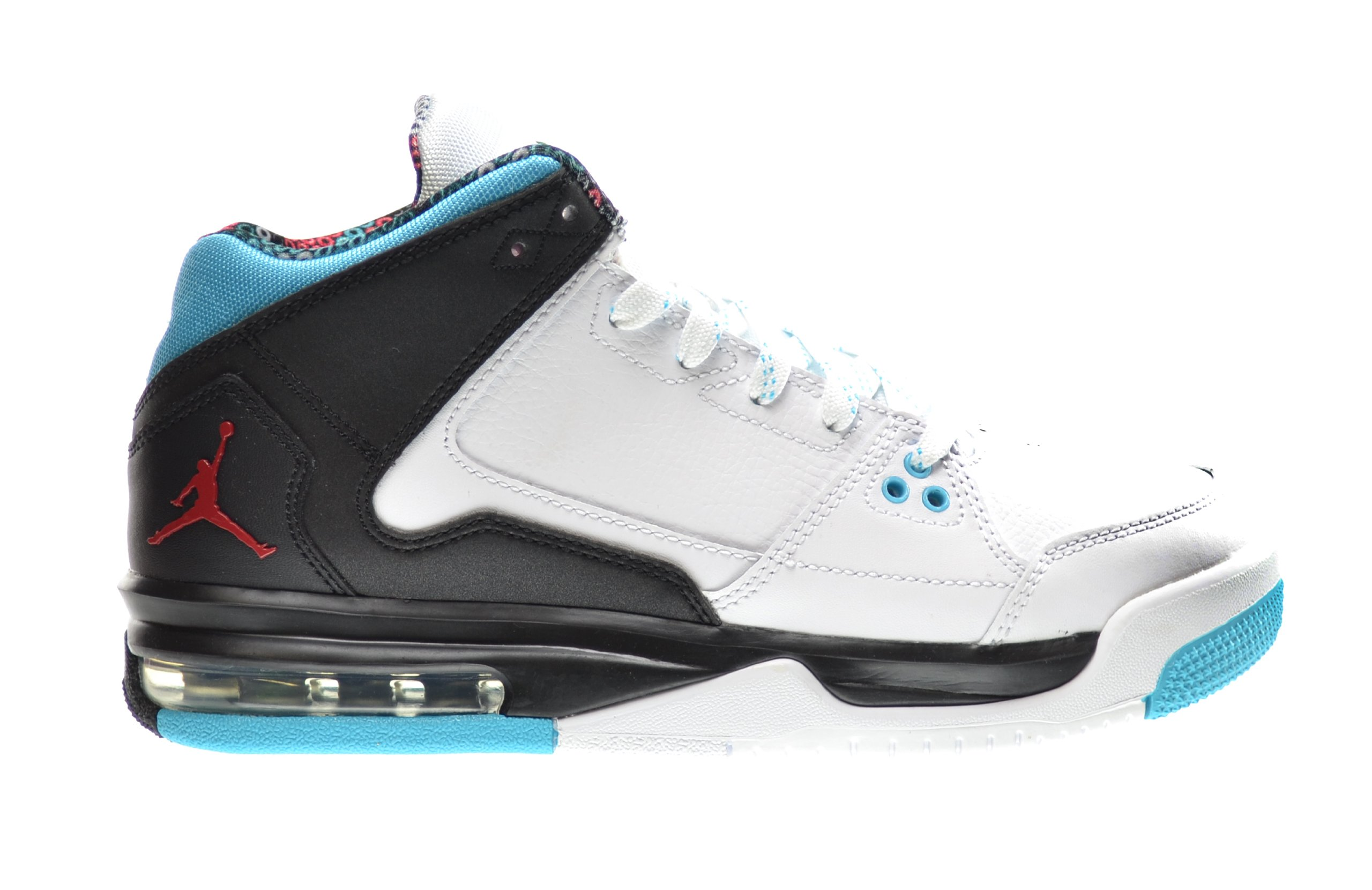 a967f3ead268cc jordan flight origin gs Air jordan retro gg big kids shoes white sunblush  black.