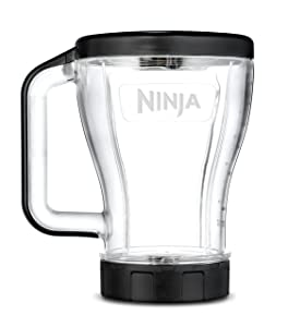 Nutri Ninja 48-Ounce XL Multi-Serve BPA Free Tritan Jar for Nutri Ninja Blenders (XSK48OZ)