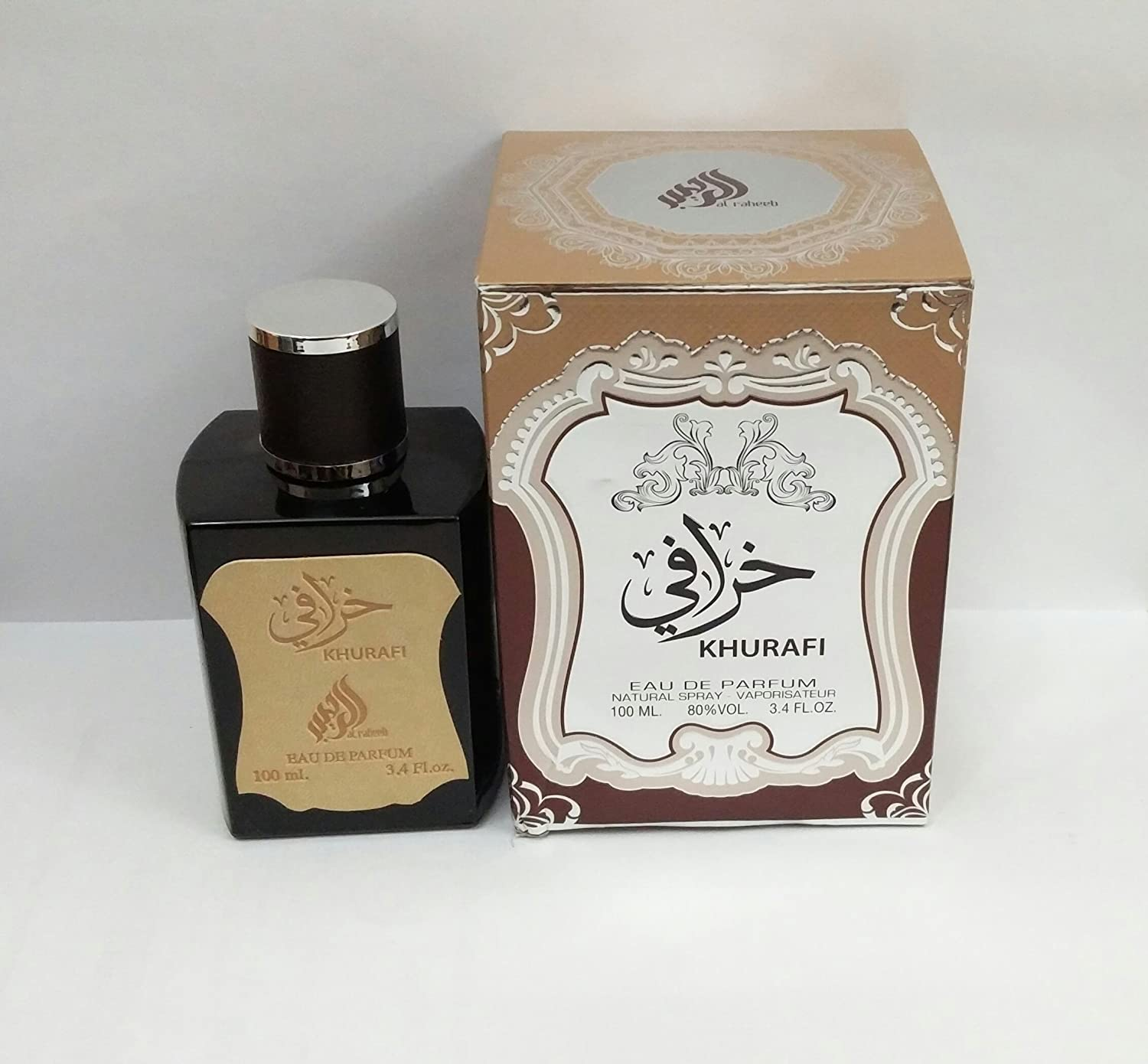 Khurafi 100ML EDP Perfumes for women and men