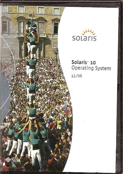 Amazon com: Solaris 10 Operating System 11/06: Everything Else
