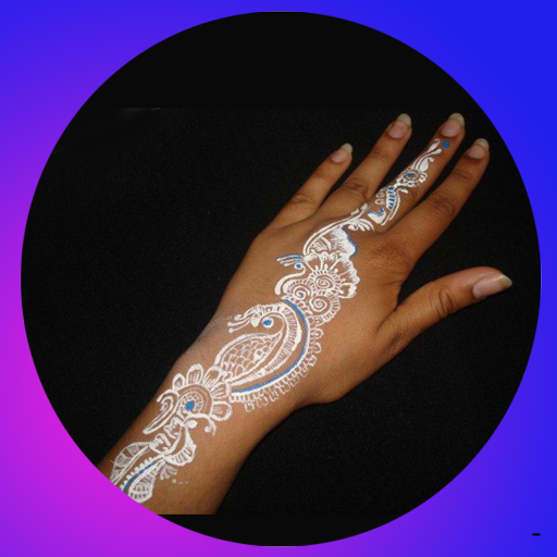 Amazon.com: White Henna Designs: Appstore for Android