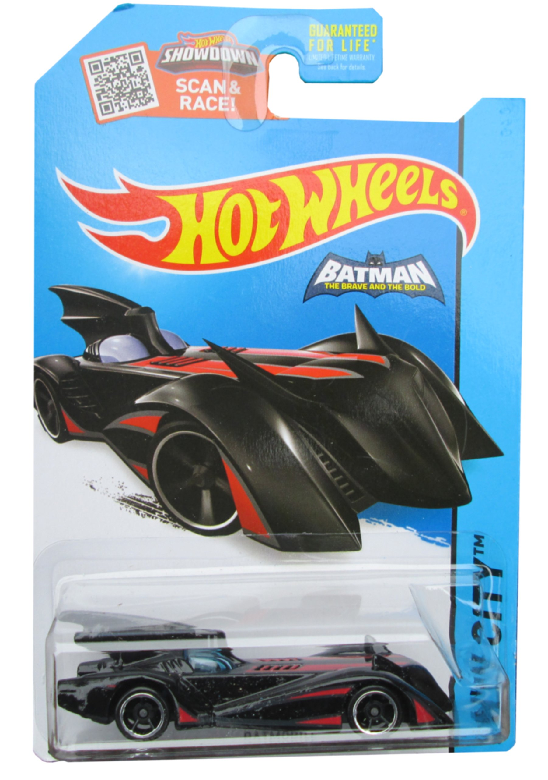 2015 Hot Wheels Batmobile 63/250
