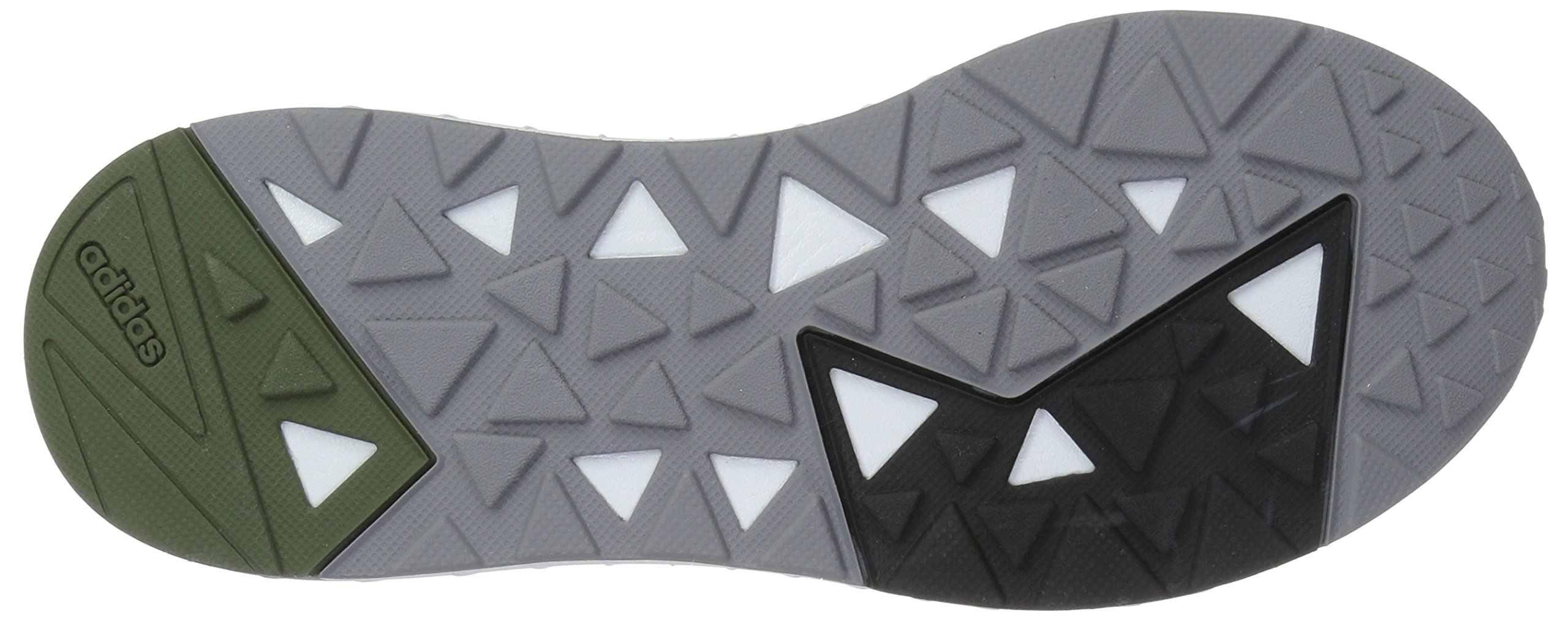 adidas Men's Questar BYD Running Shoe, Base Green/Black/Grey, 6.5 M US by adidas (Image #3)