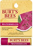 Burt's Bees Lip Balm, Watermelon, 1 Tube, 4.25 Grams