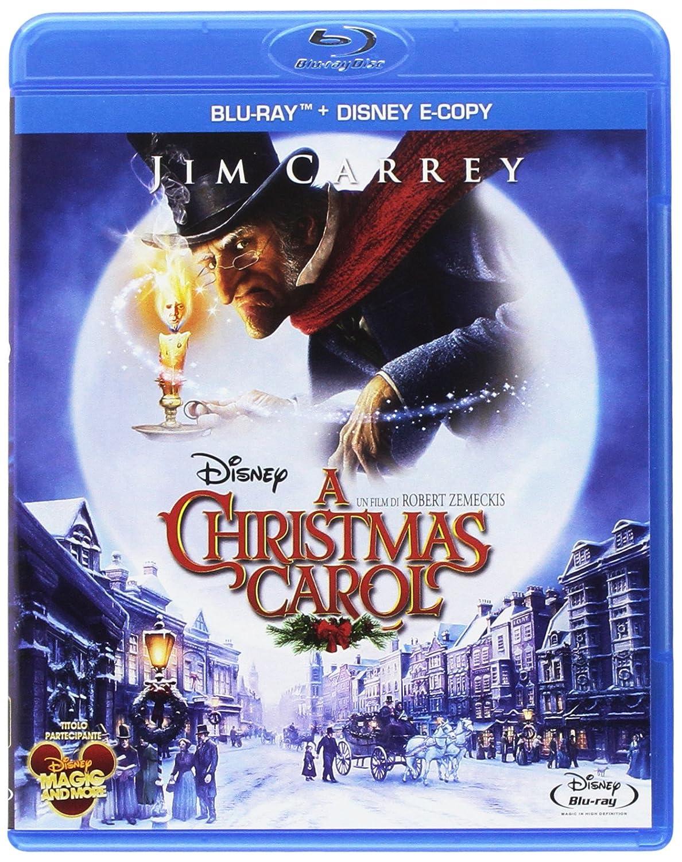 A Christmas Carol [Blu-ray] [IT Import]: Amazon.de: Jim Carrey ...