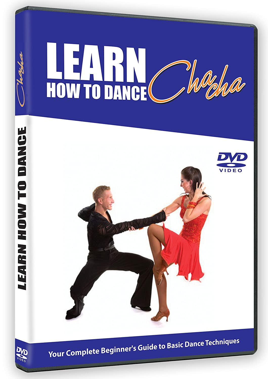 Let's Cha Cha! The Beginner's Guide to Ballroom Dancing